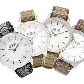 75a8428e91f1 【送料無料】コーチ 時計 COACH クラシックシグネチャー CLASSIC SIGNATURE レディース腕時計ウォッチ 選べるカラー