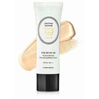ETUDE HOUSE Precious Mineral BB Cream 'MATTE' [ Petal ] SPF50+ PA+++ エチュードハウス プレシャスミネラルBBクリーム マット [ペタ