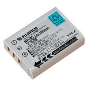 富士フイルム NP-95 リチウムイオンバッテリー