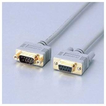 エレコム C232N-E9 RS232C延長ケーブル 1.5m