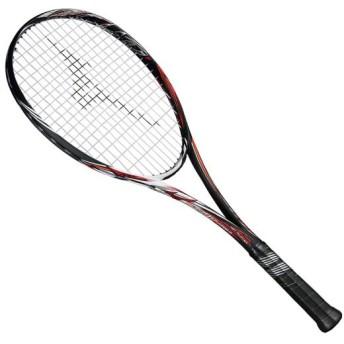 MIZUNO SHOP [ミズノ公式オンラインショップ] スカッドプロC(ソフトテニス) 54 ハイブリッドブラック×フェニックス 63JTN852
