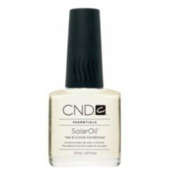 ネイル キューティクルオイル CND ソーラーオイル 7.3ml