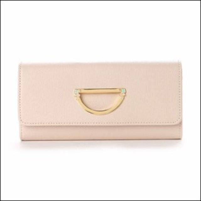 6533ff794ba2 サマンサタバサ プチチョイス フラワーVioletD(フラワーバイオレット D)お財布シリーズ 長財布