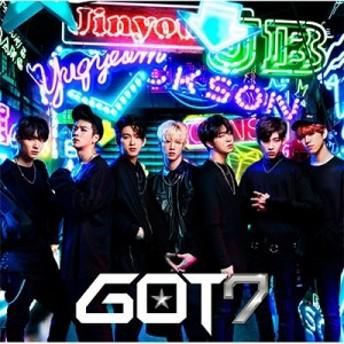 【CD】初回限定盤 GOT7 / Hey Yah 【初回生産限定盤B】 (CD+DVD) 送料無料