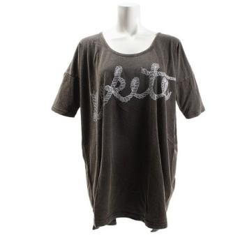RHYTHM GALE ロゴTシャツ BLK (Lady's)