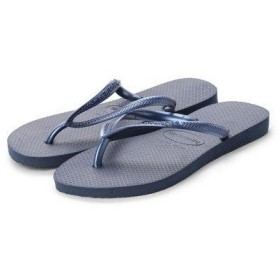 ハワイアナス havaianas SLIM (adult sizes) (navy blue)