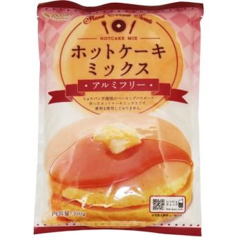 パイオニア企画 ホットケーキミックス(アルミフリー) 300g 【製菓材料 洋粉 こだわり食材】