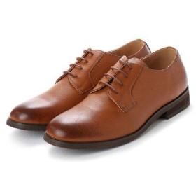 ミッドランドフットウェアーズ Midland Foot Wears midland footwears 0005 ラウンドトゥ外羽根プレーン (タン)