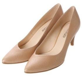 アンタイトル シューズ UNTITLED shoes プレーンパンプス UT6215 (ベージュ)