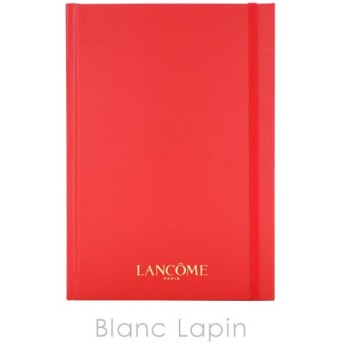 【ノベルティ】 ランコム LANCOME ハードカバーノート [029528]【メール便可】