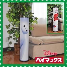 ディズニー家具 木製 ベイマックス グッズ フロアライト フロアスタンド 間接照明 照明