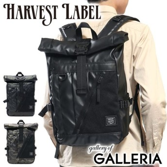HARVEST LABEL ハーヴェスト レーベル NIGHTHAWK ROLLTOP PACK メンズ HN-0013