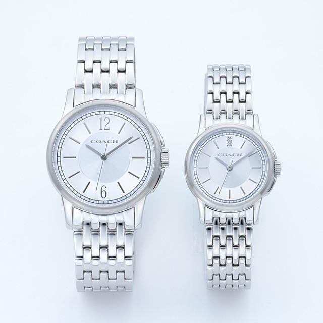 dfa2bde9b633 コーチ COACH 腕時計 ペアウォッチ 14000048 シルバー 通販 LINEポイント ...