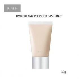 RMK/アールエムケー クリーミィ ポリッシュト ベース N 01 30g (2023372) リニューアル