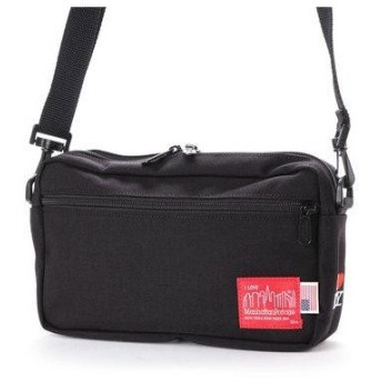 マンハッタンポーテージ Manhattan Portage INY  Jogger Bag (Black)