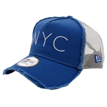 ニューエラ(NEW ERA) 940 AF DAMAGED NYC キャップ 11557379 (Men's)