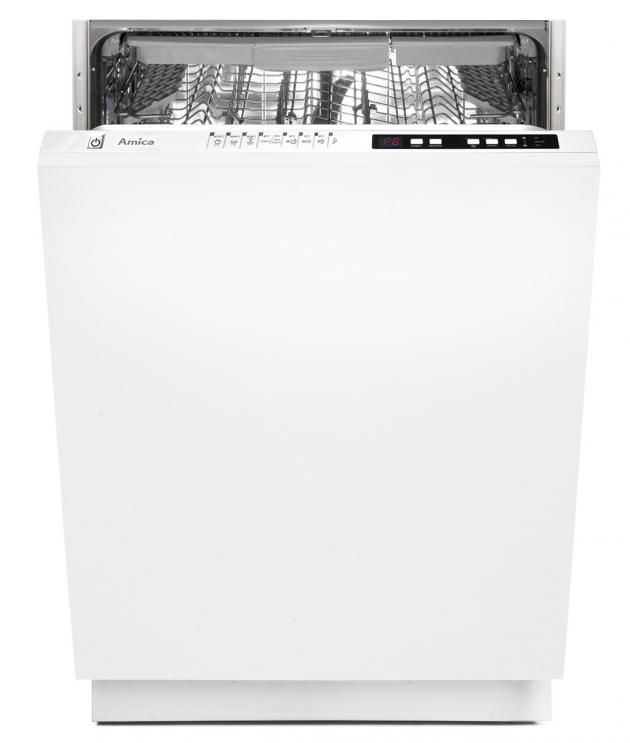 Amica  ZIV-629ET  15人份 全崁式洗碗機  220V 洗槽內桶全不銹鋼壓製