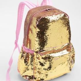 Gap 変身スパンコール シニアバックパック