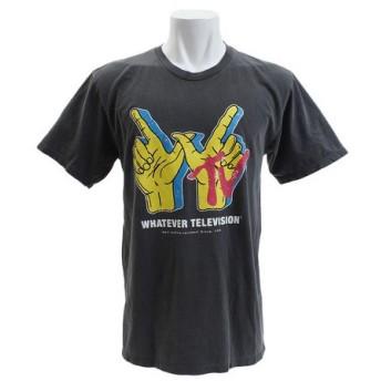 ネフ(NEFF) 【オンライン限定特価】半袖Tシャツ WHATEVER TEE BK (Men's)