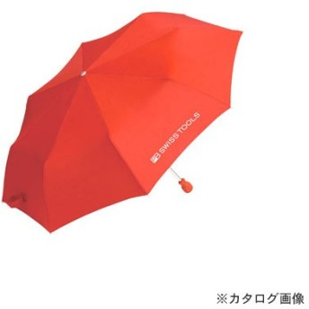 PBスイスツールズ 2710KNIRPS-RE 折畳み傘 レッド