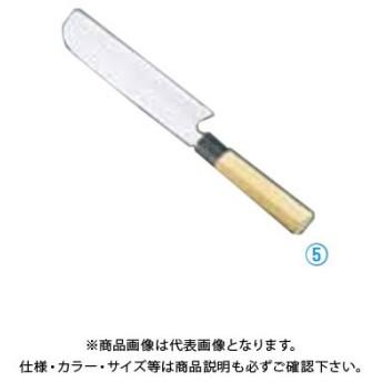 TKG 遠藤商事 堺孝行 シェフ和庖丁 銀三鋼 鎌型薄刃 18cm ASE05053 7-0285-0501