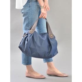 【大きいサイズレディース】色展開豊富な2WAY軽量はっ水ナイロンボストンバッグ(ユッケン)【A4対応】 バッグ・財布・小物入れ ボストンバッグ