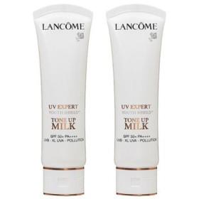 【セット】ランコム LANCOME UV エクスペール トーン アップ 日やけ止め用乳液 50mL 【2個セット】 サンケア・UV日焼け止め