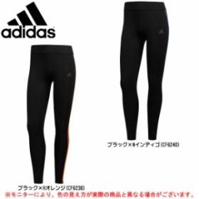 adidas(アディダス)RESPONSE ロングタイツW(ENN21)トレーニング ランニング レディース