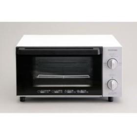 アイリスオーヤマ オーブントースター EOT-1203C ホワイト