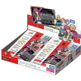 タカラトミー イナズマイレブン イレブンライセンス Vol.2(BOX) おもちゃ