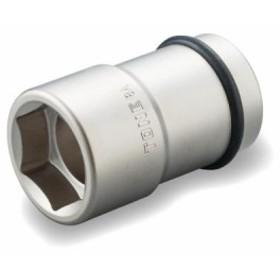 TONE(トネ) ホイルナットコンビソケット 差込角25.4mm 35×17mm 8A-3517