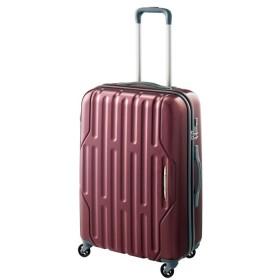 【World Traveler】アクシーノ スーツケース【4泊-1週間対応】 ワインカーボン