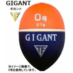 釣研 ギガント スカーレット 5B~2号 (磯釣り ウキ)