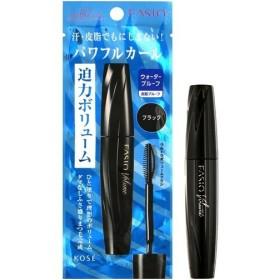 コーセー ファシオ パワフルカール マスカラ EX(ボリューム) BK001 ブラック ( 7g )/ fasio(ファシオ)
