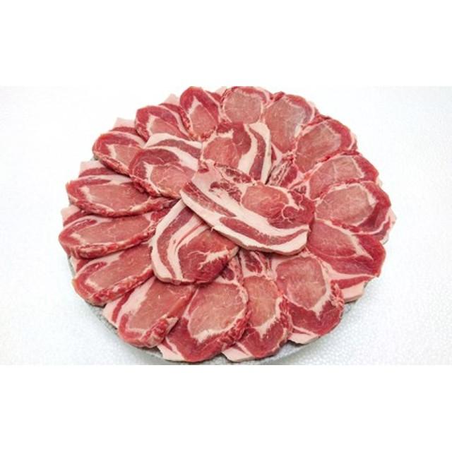 里見和豚極上ロース肉(すき焼・鍋・焼肉用)0.9kgUP