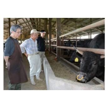 柳川産 博多和牛モモ肉のスライス