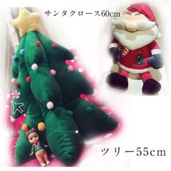送料無料発注してから5日後出荷クリスマスギフト クリスマスプレゼント ぬいぐるみ 飾り 玄関 デコレーション クリスマスプイブ