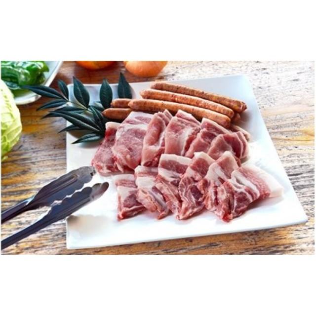 平野協同畜産の焼き肉用豚ロース肉1.1kg