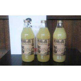 三谷果樹園 林檎の森ジュース(1,000ミリリットル)3本セット