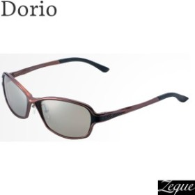 ZEAL (ジール)  ドリオ Dorio F-1664 ブラウン/BK/シルバーミラー (サングラス 偏光グラス)