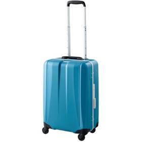 【World Traveler】バロス スーツケース【機内持込みサイズ】【1-2泊対応】 ブルー