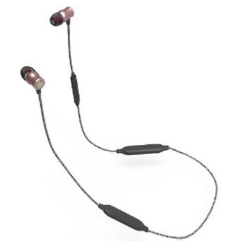 bluetooth イヤホン カナル型 3E(スリーイー) ブラウンゴールド 3E-BEA4-G [リモコン・マイク対応 /ワイヤレス(左右コード) /Bluetooth /ノイズキャンセリング対応]