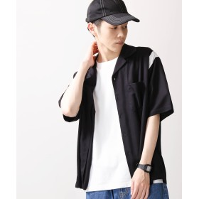 シャツ - WEGO【MEN】 フィブリルボーリングシャツ(S) BR18SM04-M031