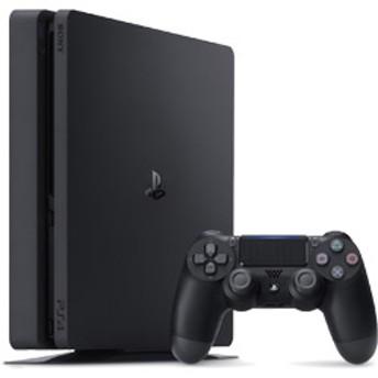 PlayStation4 (プレイステーション4) ジェット・ブラック 500GB [ゲーム機本体] [PS4] [CUH-2200AB01]