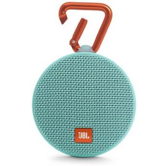 JBL ウォータープルーフ対応Bluetoothスピーカー CLIP2 ティール JBLCLIP2TEAL 未使用