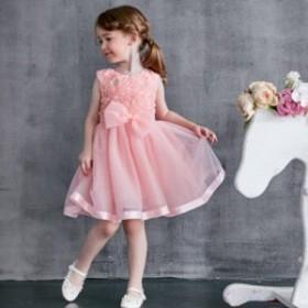 283f5ef5d8d8e チュールスカート 結婚式ワンピース 子供服女の子 子供ドレス 七五三 フォーマル 二次会 ピアノ ジュニア110
