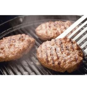 焼肉「BULLS」 国産黒毛和牛入 ハンバーグ  【代引不可】送料無料 【産地直送】