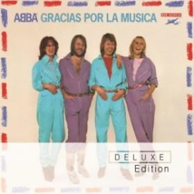 【CD輸入】 ABBA アバ / Gracias Por La Musica (+DVD)(DeluxeEdition)(Jewel Case)
