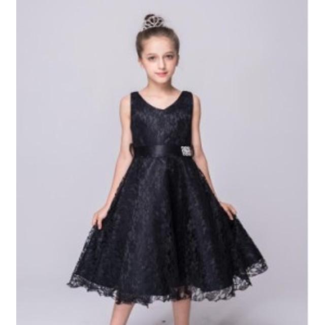 d5780e84d92cb 子供ドレス ジュニア フォーマル ピアノ発表会 結婚式 女の子 キッズワンピースキッズ