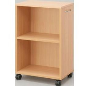 (送料無料)マイワゴン 棚板タイプ ナチュラル木目 NDW-001 84551
